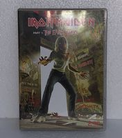 Iron Maiden: The History of Iron Maiden - Part 1: The Early Years - DVD